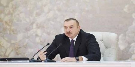 """Prezident rayonların adını çəkdi: """"Məhsuldarlıq aşağıdır..."""""""