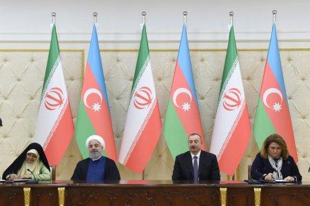 Azərbaycan-İran sənədləri imzalandı