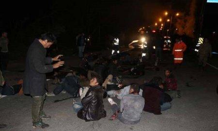 Türkiyədə dəhşətli qəza — 17 ölü, 36 yaralı