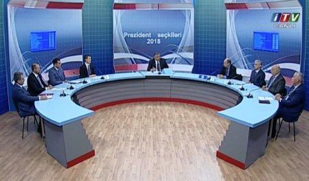 """""""AZƏRBAYCAN TÜRKİYƏ İLƏ BİRLƏŞMƏLİDİR!"""" – Namizədlərin 7-ci debatı"""