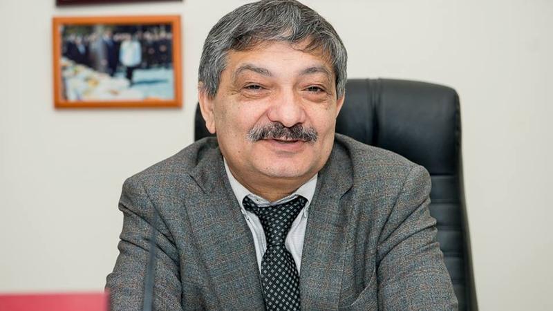 """Prezident İlham Əliyev Tahir Əmiraslanovu """"Şöhrət"""" ordeni ilə təltif edib"""
