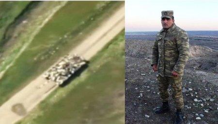 Azərbaycan giziri erməni postunu belə aldı - Heç yerdə görmədiyiniz - VİDEO