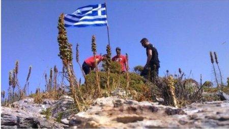 Yunanlar türk adalarına BAYRAQ SANCDI: komandolar HƏRƏKƏTƏ KEÇDİ - DƏHŞƏTLİ MÜHARİBƏ