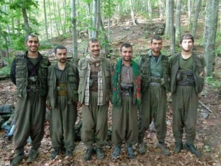 Türk ordusundan MÖHTƏŞƏM əməliyyat:başına pul qoyulan 6 terrorçu məhv edildi -SİYAHI,FOTOLAR