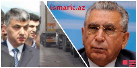 """Ramiz Mehdiyev """"Broker Əbülfəz""""in sonunu gətirdi: gömrükdə dilənçilik…"""