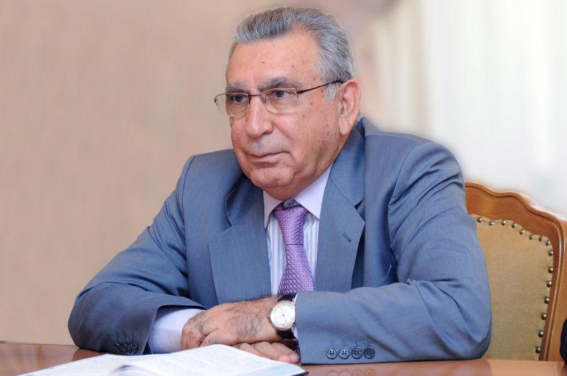 Ramiz Mehdiyevin saytı istifadəyə verildi