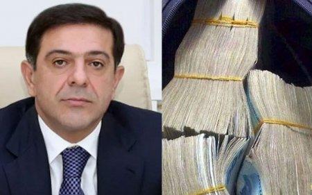 """İşdən çıxarılan icra başçısının Binəqədidə çantasına """"yığdığı"""" milyonlar –  ..."""