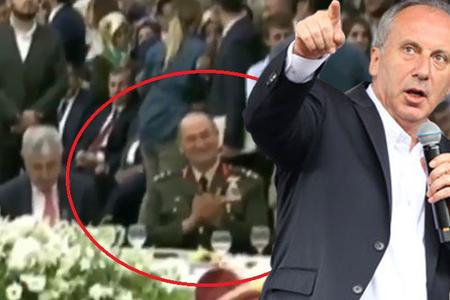 """Muharrəm İncə ordu generalını hədələdi: """"Sənin poqonlarını sökəcəm"""""""