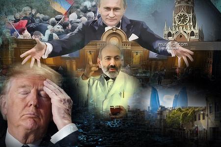 """Rusiya """"A planı""""nı işə salır - ermənilər şokda"""