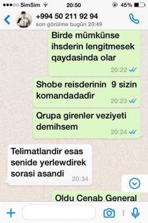 Arzu Rəhimov və müavini Zaur Abdullayevin Dövlətə xəyanəti - ŞOKFAKTLAR