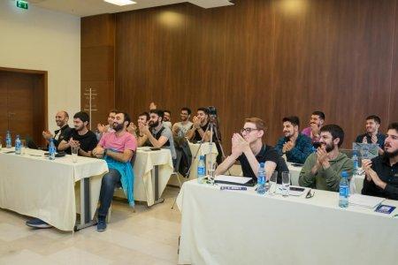 AppLab iştirakçıları üçün blokçeyn texnologiyasına həsr olunmuş seminar keçirilib