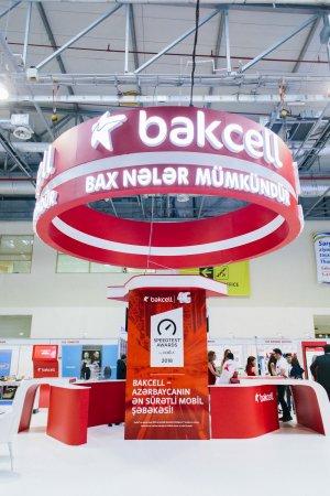 """Bakcell """"Bakutel-2018"""" sərgisində: innovasiyalar, əyləncə və hədiyyələr"""""""