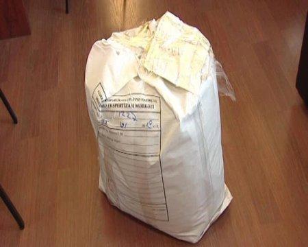 YPX Postunda saxlanılan maşından 17 kq narkotik tapıldı — FOTO