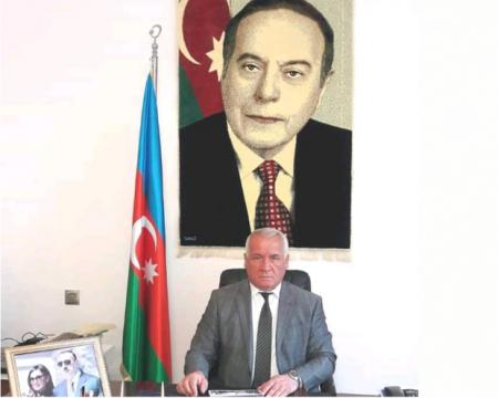 Tovuz Peşə Liseyinin direktoru Tanrıverdi Tanrıverdiyev peşəkarlığı və qayğ ...