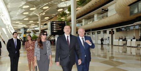 Cahangir ƏSGƏROV: Heydər Əliyev Beynəlxalq Aeroportu ən yüksək standartlara cavab verən, dünyanın ən gözəl, ən müasir hava limanlarından biridir