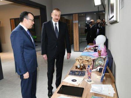 İlham Əliyev 2 saylı DOST mərkəzinin açılışında iştirak etdi — FOTO