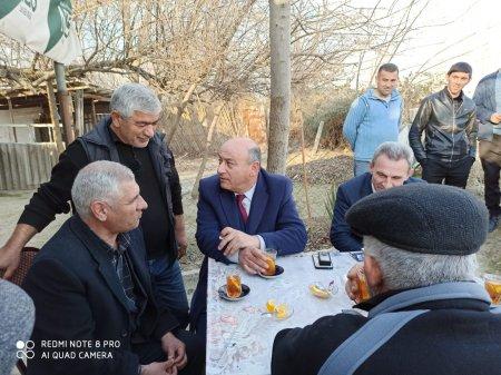 87 saylı Ağsu-İsmayıllı seçki dairəsindən deputatlığa namizəd Malik Əsədov uğurlu seçimdir - VİDEO FOTO