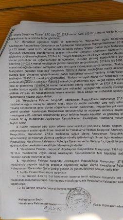 """AMEA ilə """"Şərq-Qərb"""" Nəşriyyatı arasında """"yoxa çıxan"""" milyonların izi ilə - SƏNƏDLƏR DANIŞIR"""