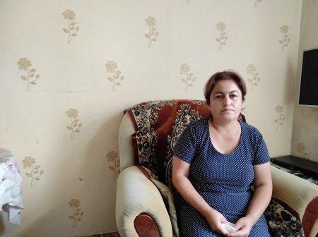 Oğuz rayon sakini: Oğlum qatil deyil -Video+müsahibə