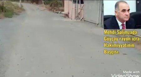 Mehdi Səlimzadə üzünə qanunsuz əməllərinə görə etiraz etdiyimə görə məndən qisas alır Video