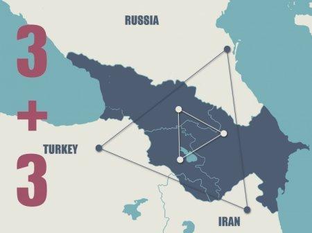 """Cənubi Qafqazda """"3+3"""" planı kimə sərf edir – """"Kartlar"""" yenidən qarışdırılır"""