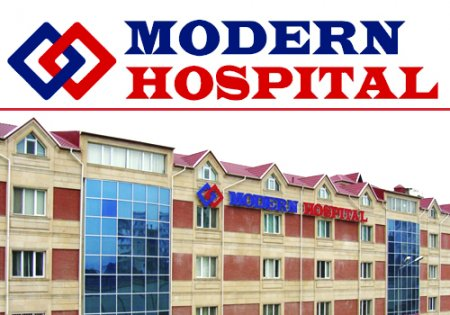 """""""Modern Hospital""""da İBTİDAİ ÜSUL-İDARƏ... - İDDİA"""