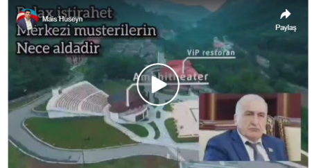 """""""Relax"""" sahibindən millət vəkili olarmı? Kasıbın 200 manatını mənimsədilər"""